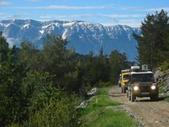 TC-Offroad-Trekking, Pyrenaeen,Polen, Matsch better, Offroad-Touren, Offroad-Reisen,