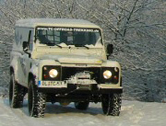 Land Rover Defender 110 HT