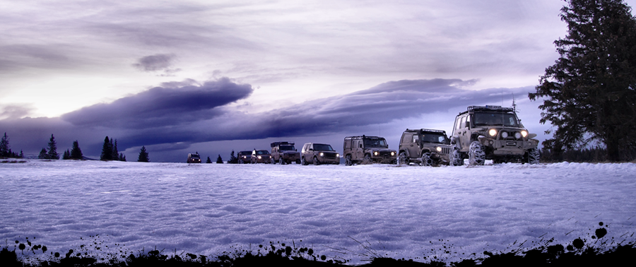 Snowtrack-Romania, Offroad Reisen, Offroad Training