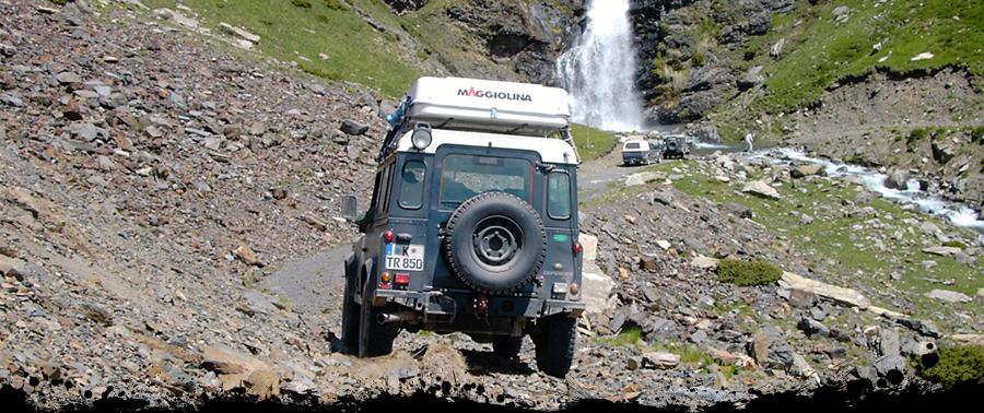 Pyrenäen-Tour, Offroad-Reisen, Offroad-Training