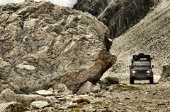 Alpenüberquerung Albergo, Offroad Alpen, Offroad Reisen, Offroad Training