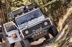 Offroad-Training KOMPAKT, Offroad Reisen, Offroad Geländewagen