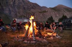 TC-Offroad-Trekking, Offroad Alpen-Biwak, Offroad Reisen, Offroad Training, Alpenüberquerung