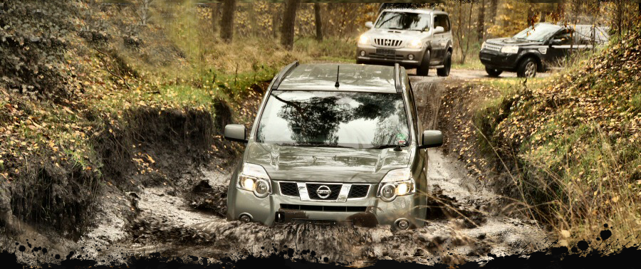 SUV-Offroad-Training, Offroad Reisen, Offroad Training